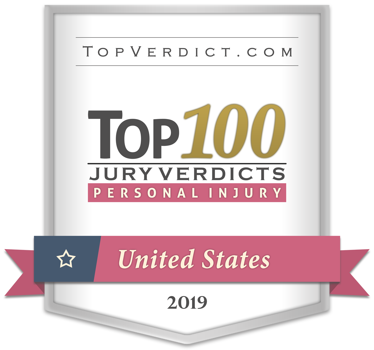Top 100 Personal Injury Verdicts in the United States in 2019